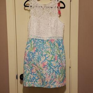 Lilly Pulitzer Shift Dress size 15